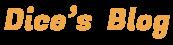 Dice's Blog